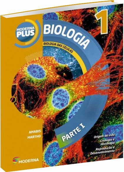 Moderna Plus Biologia - Volume 1