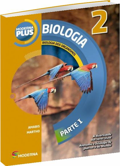 Moderna Plus Biologia - Volume 2